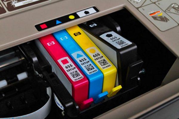 Impressora com engasgo do papel